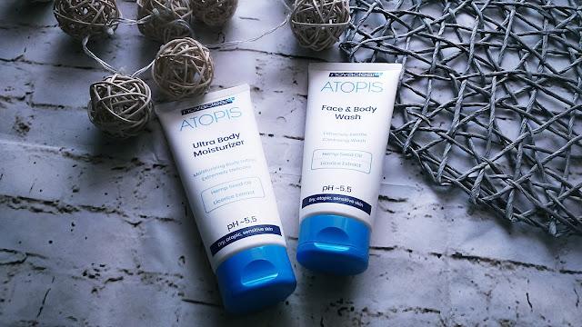 NovaClear Atopis ratunek dla skóry atopowej, wrażliwej i suchej ? Recenzja #ATOPISNOVACLEAR