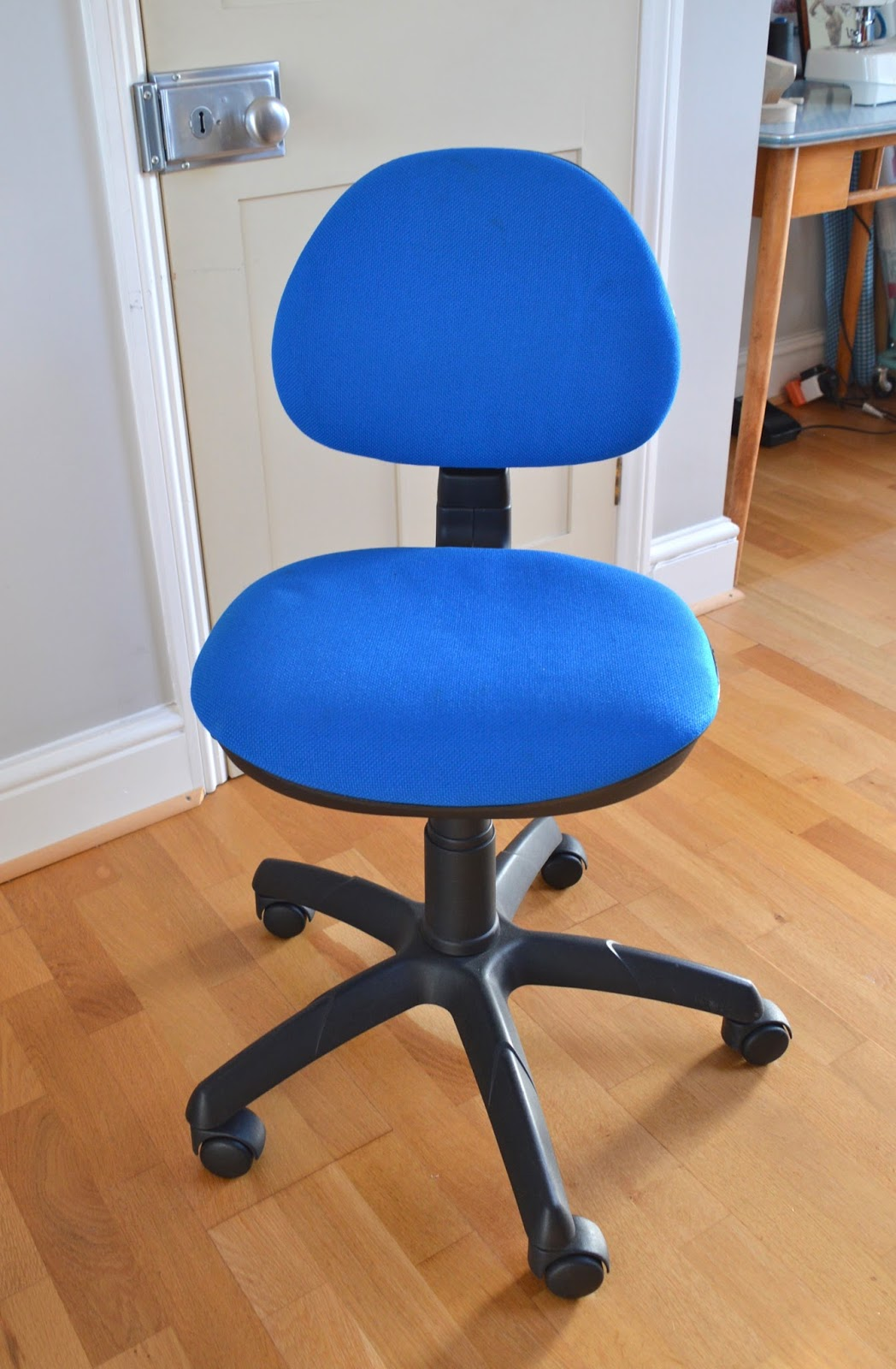 Handmade Jane Upcycled Office Chair