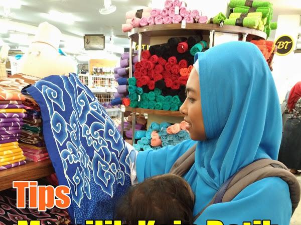 Tips Memilih Kain Batik yang Cocok untuk Seragam Kantor
