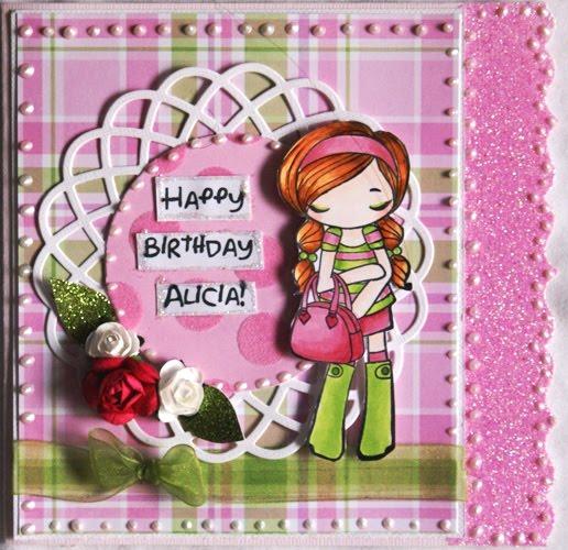 Harry,ou Le Fabuleux Monde De Josée: Happy Birthday Alicia