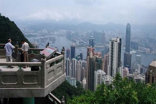 Places Victoria Peak