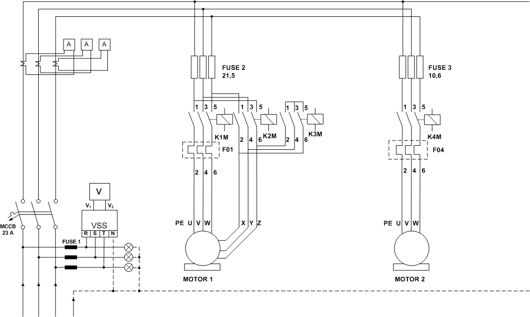 Super Diagram Satu Garis Genset Wiring Cloud Pendufoxcilixyz