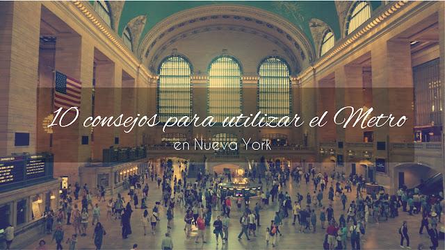 10 consejos para utilizar el metro - imagen de la Estación central de Nueva York