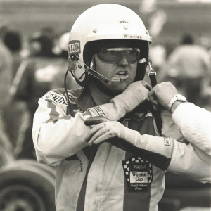 Hall of Fame Artifact Stories: Richard's Driving Helmet - #nascar