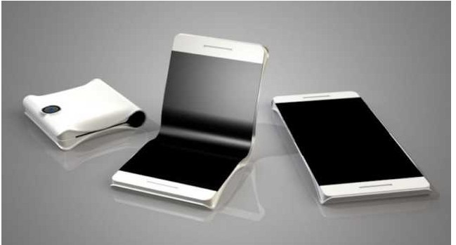 CES 2018 - Samsung Secretly Unveiled Their Foldable Galaxy X Smartphone