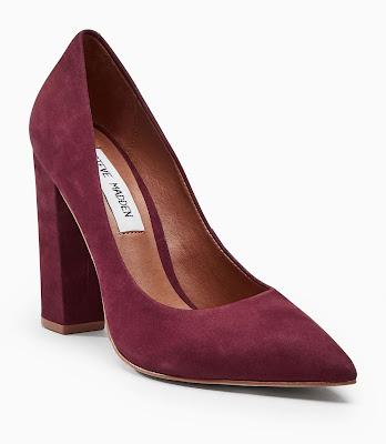 zapatos rojos lindos