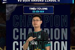 AoE Haruko League II: Triệu Tử Long lên ngôi vô địch – Thành quả xứng đáng!