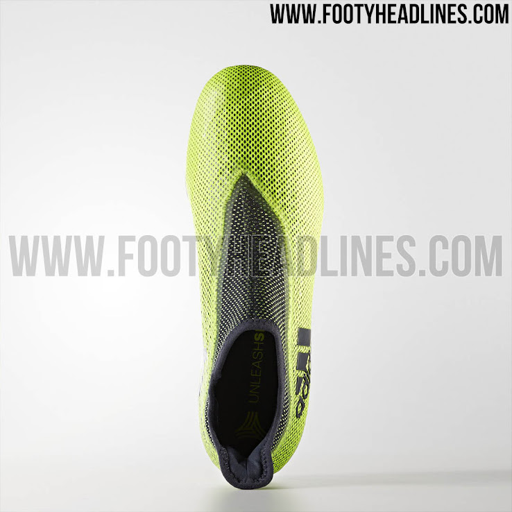 88ea2c681 1 of 2. 2 of 2. 1 of 2. What are your thoughts on the Solar Yellow Adidas X  Tango 17+ Purespeed turf football boots  Drop us a line below ...