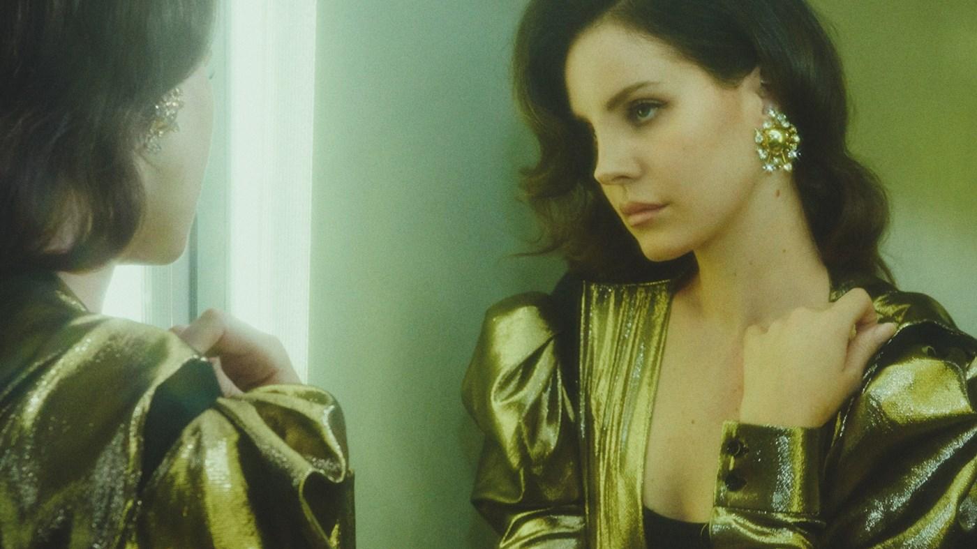 Se uma música da Lana já coloca a gente na bad, imagina duas?