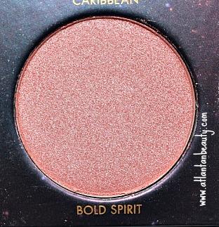 Lorac Bold Spirit Blush