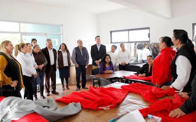 Dan inicio los cursos talleres de ICATSON en el centro comunitario de la PRI 90 de Huatabampo