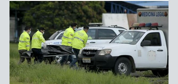 Photos: Two stowaways fall to their death from New York-bound plane in Ecuador