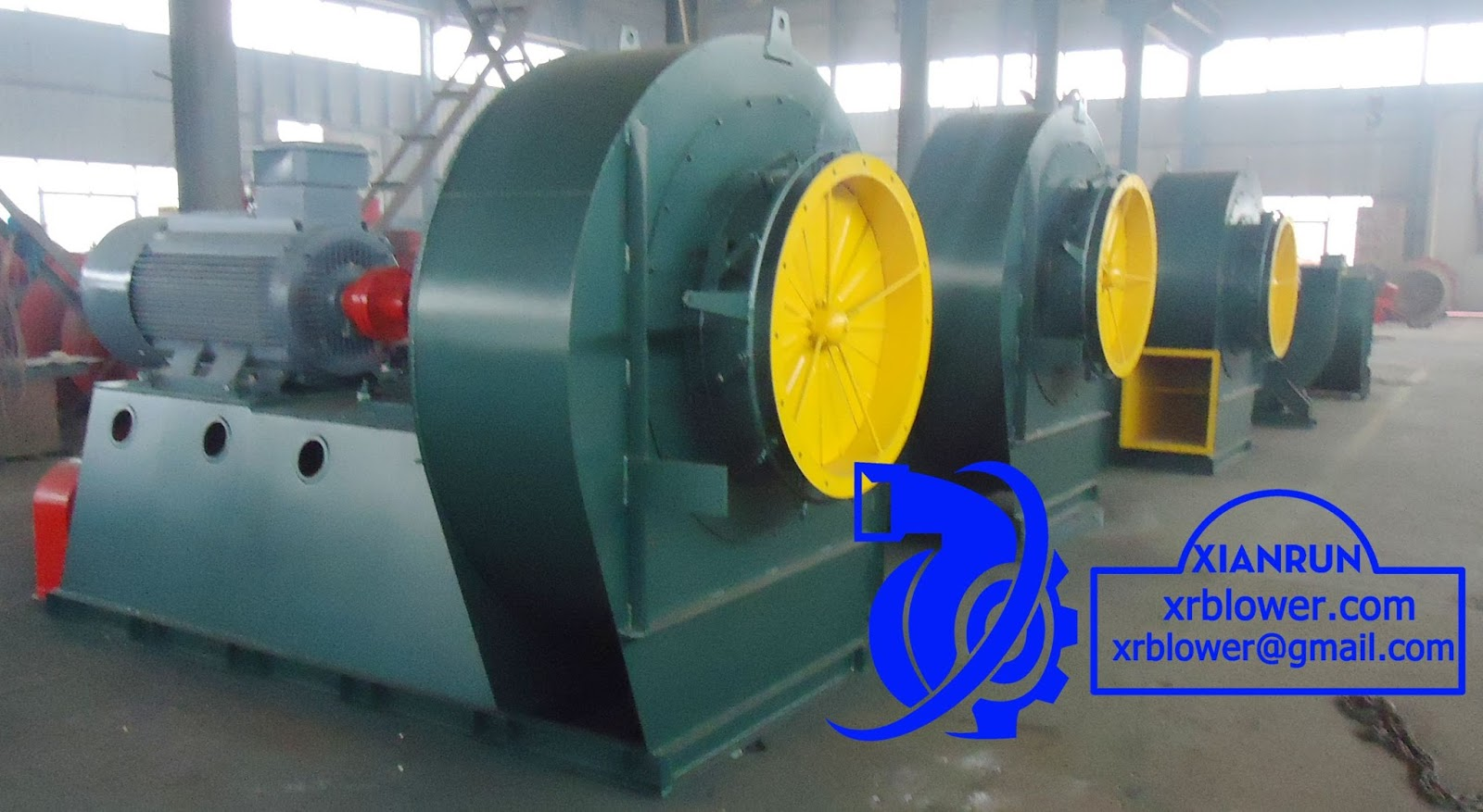 Small Industrial Fans And Blowers : Xianrun blower hydraulic coupling disadvantage for