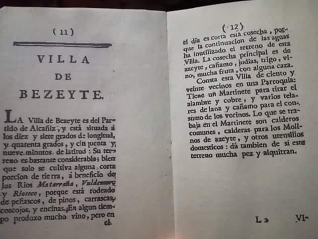 Espinalt García, Bernardo, Bezeyte, Beceite, Beseit, Abu Zeit