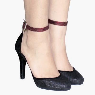 Sepatu Ankle Strap