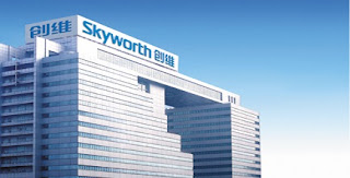 pabrik PT. Skyworth Indonesia cina