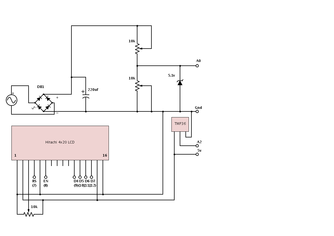 digital ac ammeter circuit diagram d link rj45 keystone jack wiring auto meter tachometer free engine