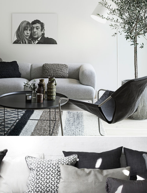 Current Obsession : Grey Sofa