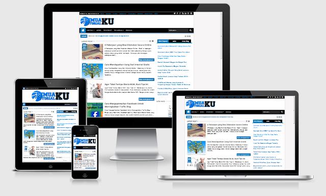Menampilkan Screenshot Preview Responsive Design Blog dengan Am I Responsive