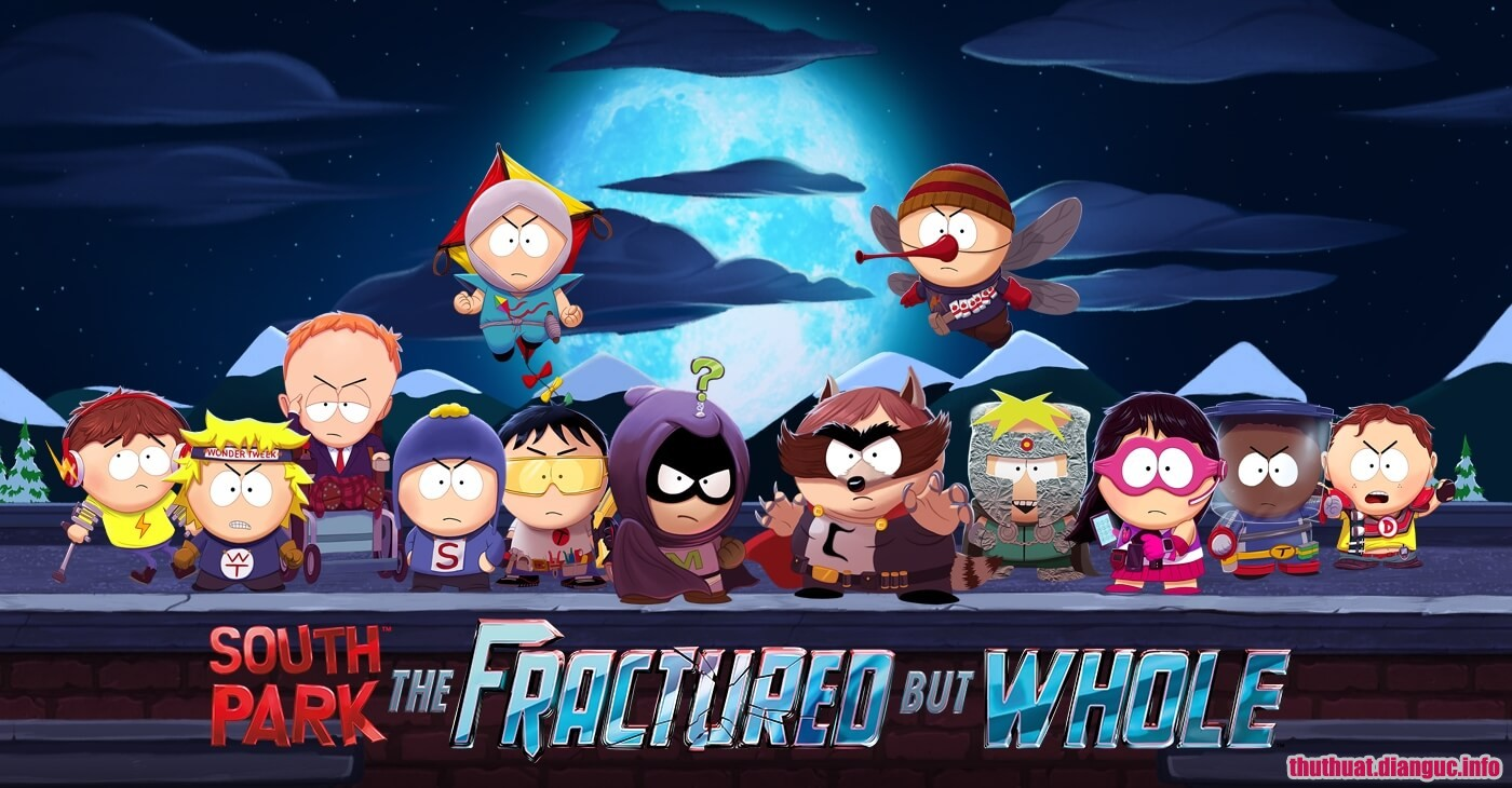 Download Game South Park: Fractured But Whole Full Cr@ck