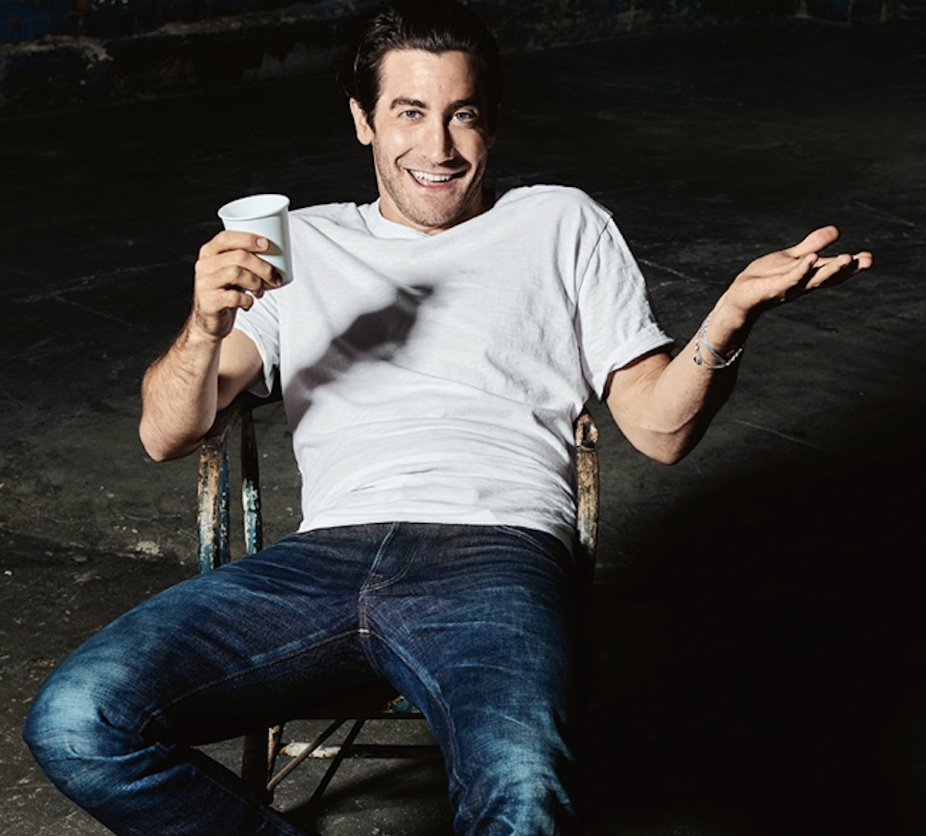Chris Meloni Brian Bloom Amazing my new plaid pants: jake gyllenhaal eight times