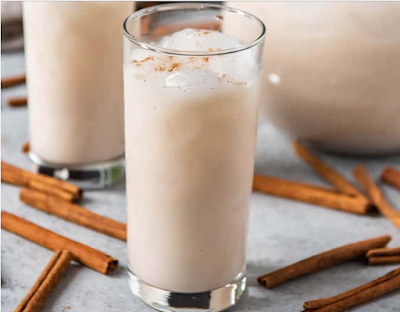 Horchata Mexican Drink Recipe #drink