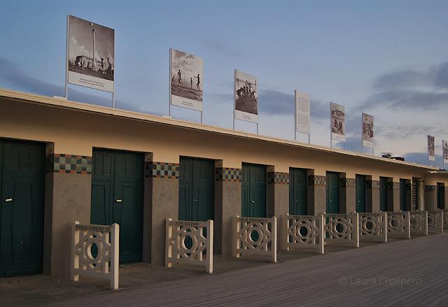 Les Planches de Deauville © Laura Prospero