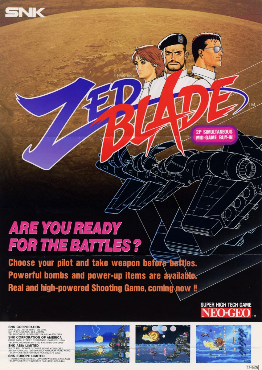 Zelda Blade+arcade+game+retro+portable+art+flyer