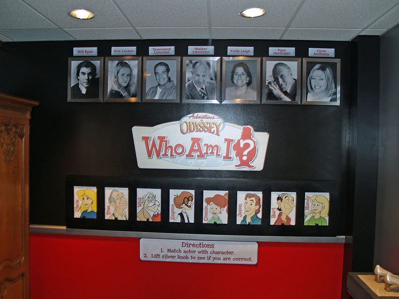 Know Old Time Radio Adventures In Odyssey