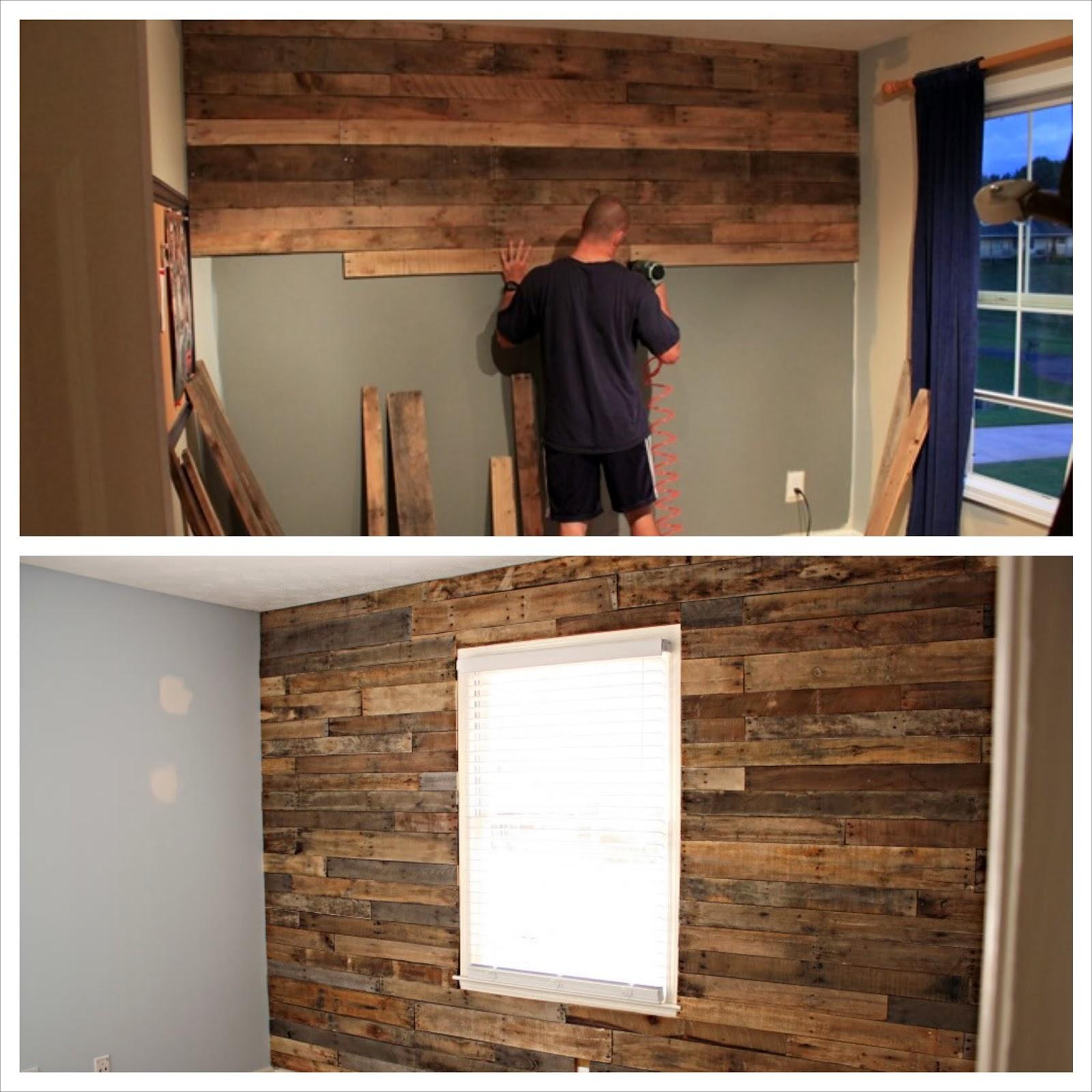 Blog de tu d a con amor invitaciones y detalles de boda - Forrar paredes de madera ...