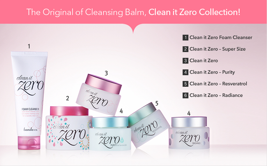 Banila Co Clean It Zero Purity review