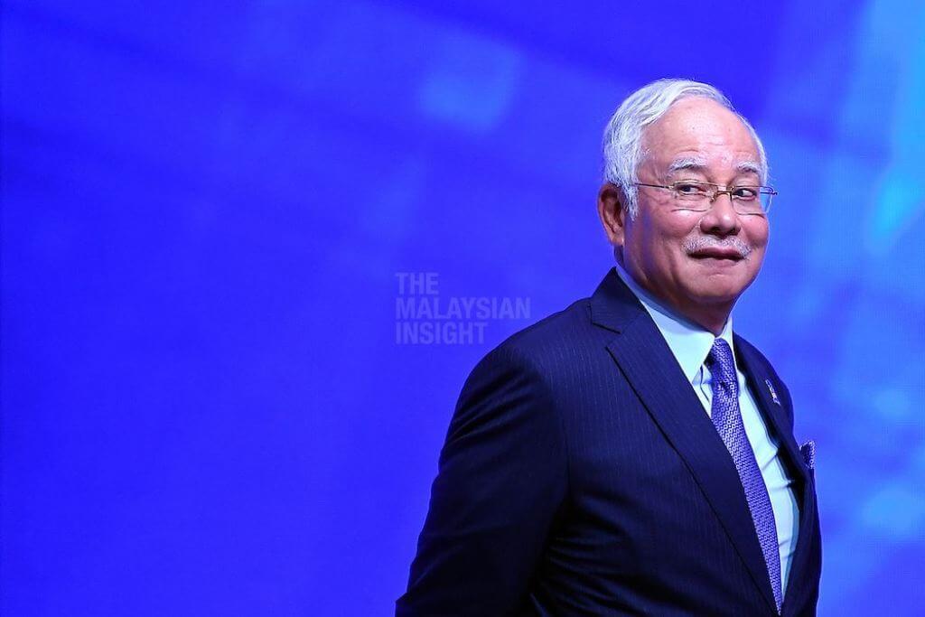 Najib tidak mencuri