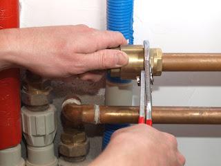 Fontaneros: limpieza de desagües