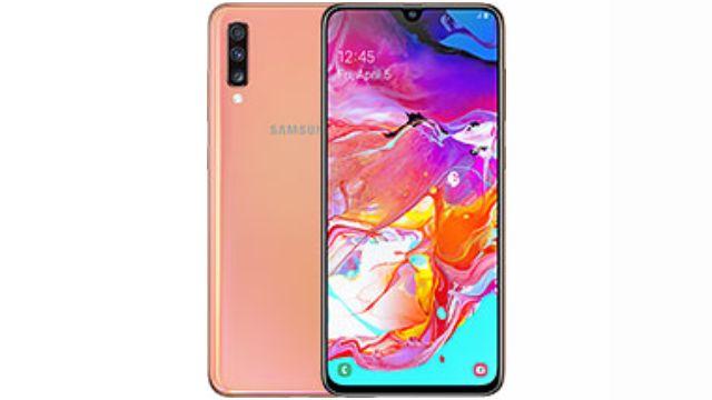 Samsung Galaxy A70 - Daftar Harga dan Spesifikasi HP Samsung Terbaru 2019