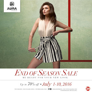 SM Aura Premier sale, mall sale, SM malls