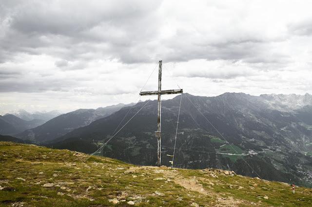Alpenrosensteig vom Fisser Joch nach Fiss  Wanderung Serfaus-Fiss-Ladis 3