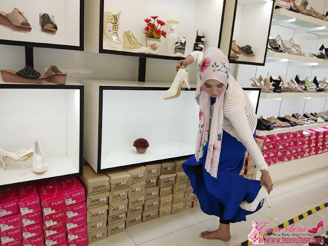 Bahagian Fashion di LuLu Hypermarket Kuala Lumpur
