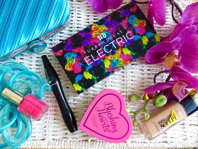 Kosmetyczni Ulubieńcy - L'oreal, Urban Decay, Lancome, Makeup Revolution