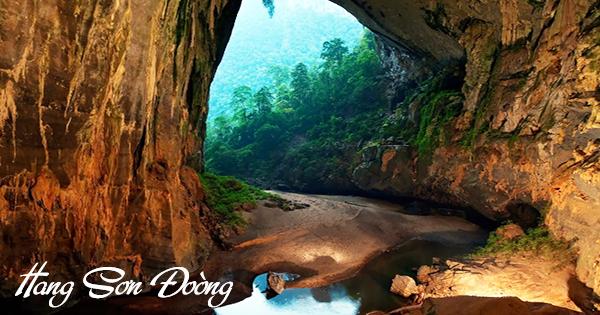 Sơn Đoòng lọt top 15 hang động đẹp nhất trên thế giới