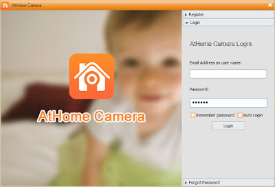 Monitor Your Home - AtHome Camera 4.0.0 Download for Windows