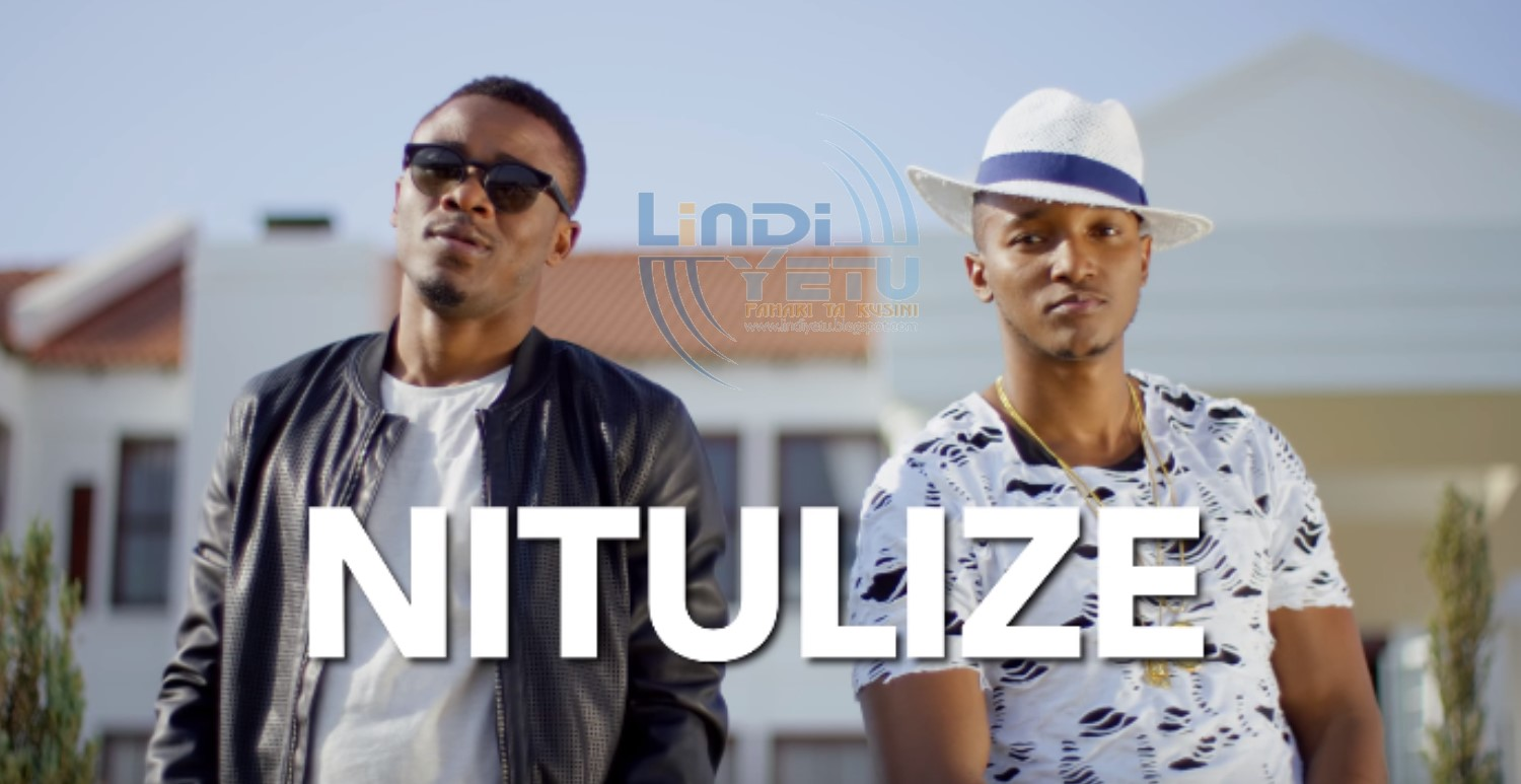 Brown Mauzo ft Alikiba - Nitulize