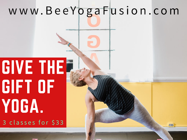 Give the Gift of Yoga!