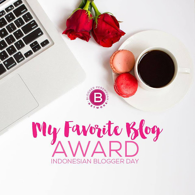 my favorite blog award