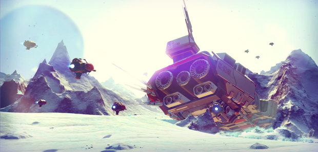 No Man's Sky Fixes for Low FPS, Crashes and Technical Issues