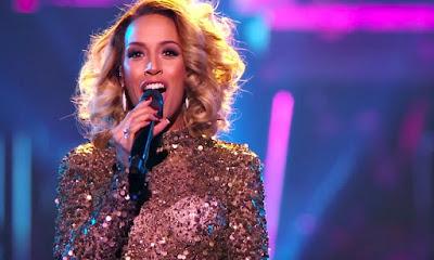 Cantora surpreende por  ter voz e talento semelhantes aos de Whitney Houston