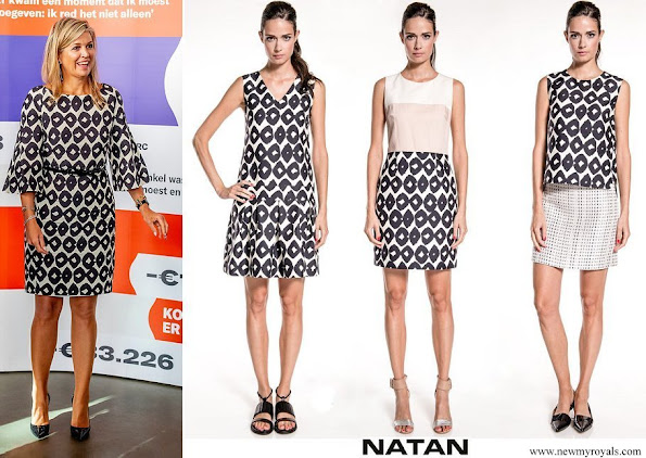 Queen Maxima wore Natan Dress from Natan Spring Summer 2015 Natan Edition 5
