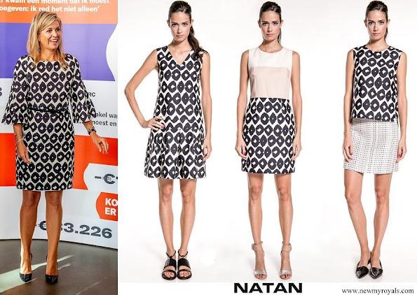 Queen Maxima wore Natan Dress from Natan Spring Summer 2015 Natan Edition 5