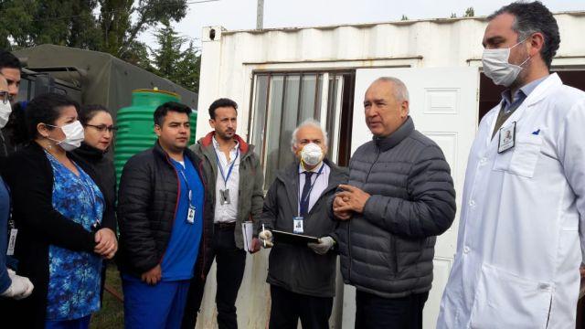 Osorno: equipos de salud municipal colaboran en control preventivo sanitario
