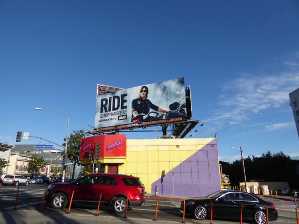 Ride season 2 billboard