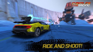 Cyberline Racing Unlimited Money Apk Mod Download Free Full Version For Android
